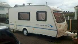 Bailey discovery 200 lightweight 4 berth