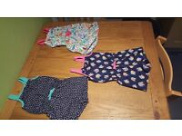 Beautiful 12-18 month baby girl romper suits