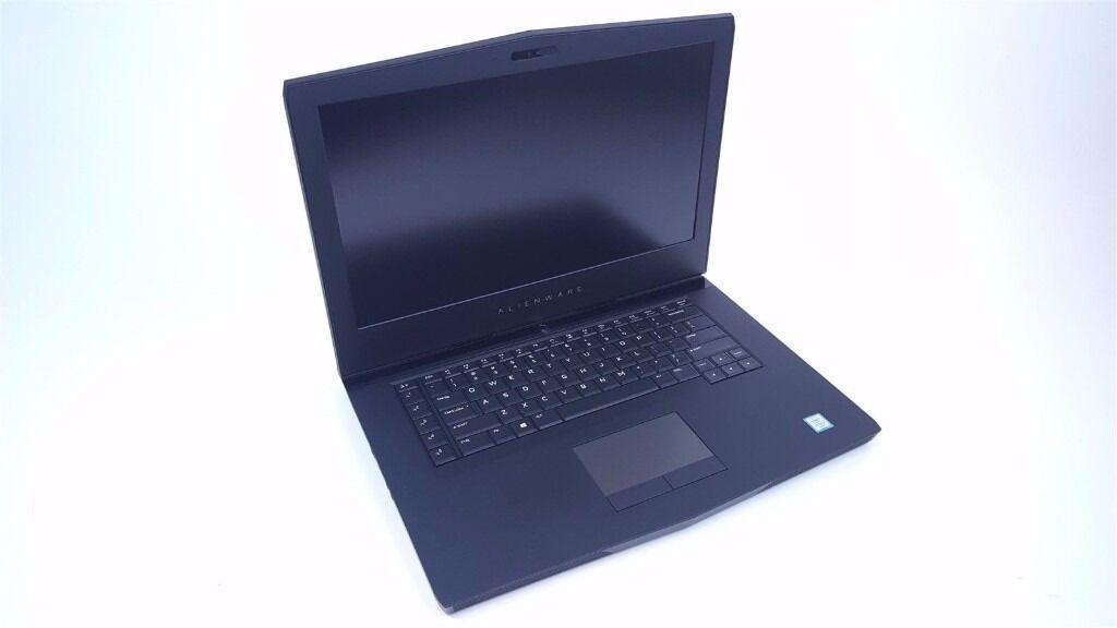 Alienware used Gaming 15 R3 4K UHD i7-6820HK 32GB Ram 1TB SSD + 1TB GTX 1070 8GB (Fully Upgraded)