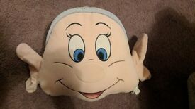 Disney Dopey Character Cushion