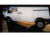 Ford Transit Swb 2.3 petrol/lpg T330