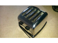 Russell Hobbs classic 4 slice toaster