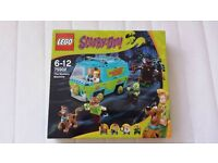 Scooby Doo lego - mystery machine