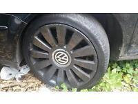 18inch vw golf wheels