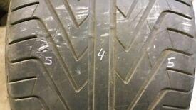 Michelin pilot sport 335 30 ZR 18 tyre