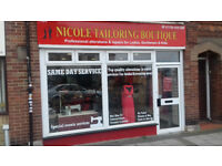 Tailoring services in Hornchurch(RM12)