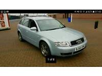 2005 AUDI A4 S ESTATE 2.5 TDI AUTOMATIC WITH A FULL SERVICE HISTORY