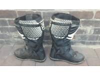 Fly maverick motorcross boots