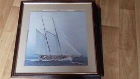 Beken Tall Ships Framed Prints