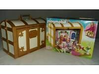 Playmobil carry along palace