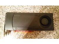 Nvidia GeForce GTX 760 1.5GB (OEM) Graphics card