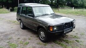 Landrover Discovery 200tdi