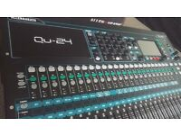 Allen & Heath QU-24 Digital Mixer