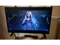 TELEFUNKEN 32-inch FULL HD LED TV with Built-in Freeview HD,GREAT Condition