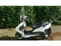 125 yamaha cygnus scooter