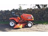 2012 Kubota G1700 HST Ride On Lawn Mower
