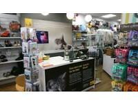 Volunteer Retail Experience