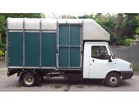Horsebox 3.5 ton ldv transit trailer
