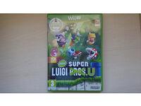 SUPER LUIGI U WII U GAME FOR SALE