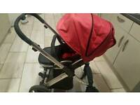 pushchair, babystyle oyster
