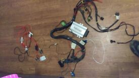 stand alone ecu and loom emerald with rover t16 map