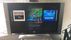 LG 40 inch television