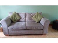 Twp seater sofa