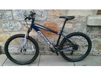 Specialized Hardrock Sport Mountain Bike.