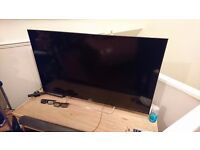 "50"" Sony TV (immaculate condition)"