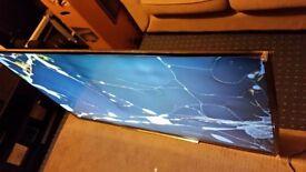 "60"" Sony Bravia KDL-60W605B 1080p HD LED Internet Smart TV (Broken Screen)"