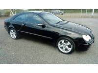 03 Mercedes CLK320 Auto Coupe MOT 17/04/2019 Full History NICE car Can be Seen anytime