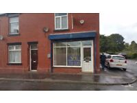 shop/ commercial property to let