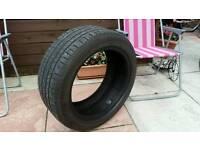 Pirelli tyre 245 45 17