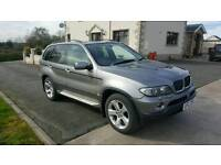 2005 BMW X5 3.0 ****GAS CONVERSATION **** FULL MOT