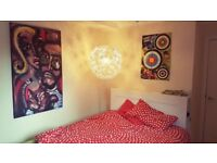 Bright sunny single room near Bermodsey tube station