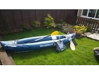 Sevylor Riviera Inflatable Kayak
