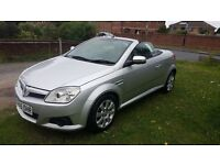 VAUXHALL TIGRA 1.4 CONVERTIBLE ---- 206CC CABRIOLET COUPE SOFT TOP 207CC