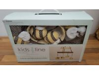 Kids Line Bumble Bee Cot Mobile