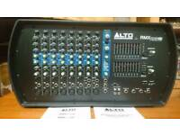 DISC Alto RMX1508DFX 1500W Powered DSP Cabin