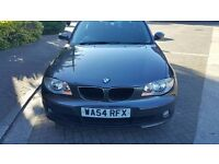 BMW 1 series 120D 2.0 DIESEL SE 5 DOOR 6 SPEED MANUAL HATCHBACK