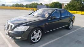 Mercedes S500 L Top Spec