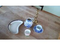 Old china tea sets, plates and various other vintage Crockery!