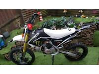 125 pitbike for sale