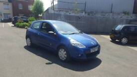 2010 Renault Clio 1.1 ideal 1st car as low insurance , good condition long mot ,px welcome