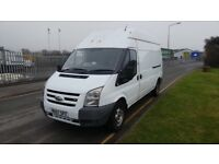 spares or repairs 07 transit all drives good intermitent fault
