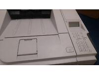 HP LaserJet P3015 Printer - FREE but with broken drive motor