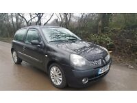 Clio 12 months mot full leather