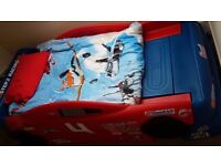 Step 2 Convertible Car Bed Toddler or Single Size