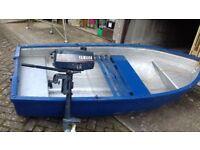 10 1/2 ft boat