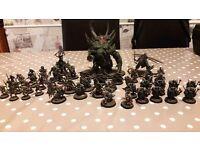 Age of Sigmar/Warhammer Nurgle Army